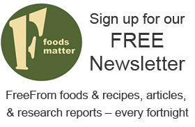 The resource for food allergy celiac freefrom food newsletter forumfinder Image collections