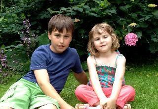 Samuel and Heather
