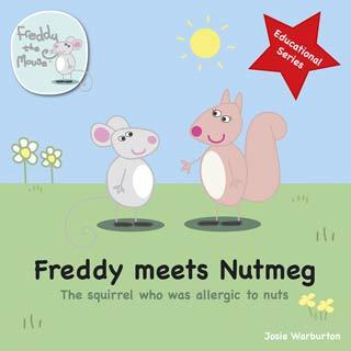 Nutmeg front cover