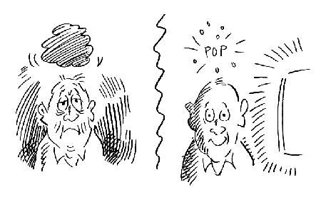 Elderly gents