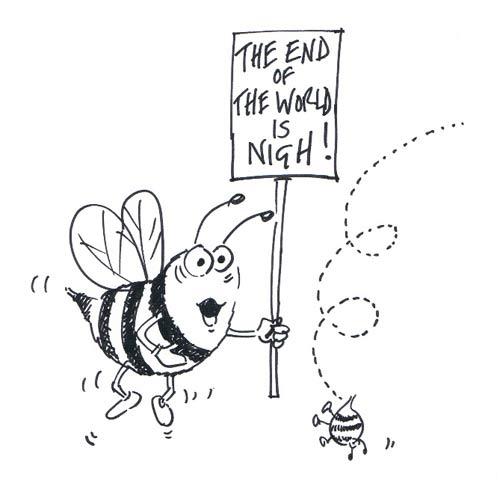 Hney bee cartoon