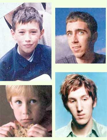 Narrow faced boys