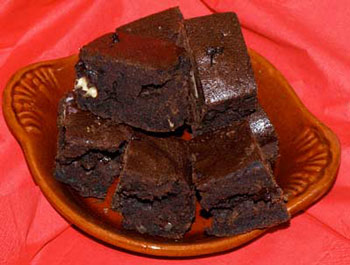 freefrom choc brownies