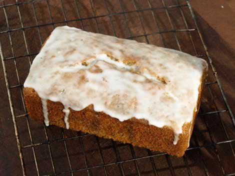 freefrom lemon drizzle cake