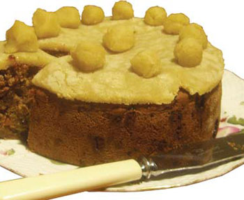 freefrom simnel cake