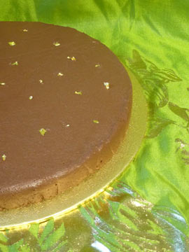 freefrom chocolate torte