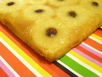 freefrom pineapple upside-down cake