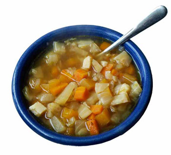 Cloona mixed vegtable soup