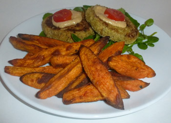 freefrom sweet potato chips