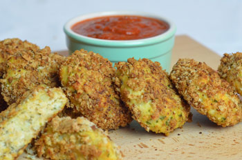 freefrom baked fish cakes