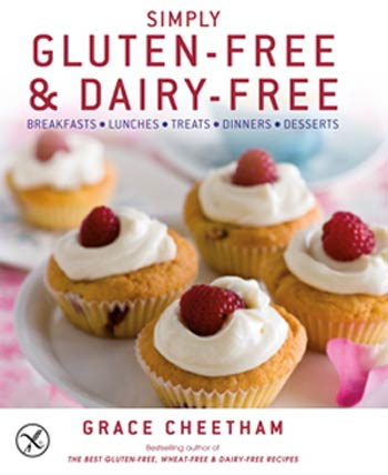 Grace cheetham gluten-free book