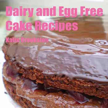 Eggfree Cake Box Glasgow