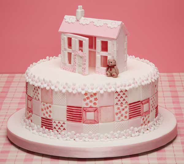 Celebration Cakes doll'd house