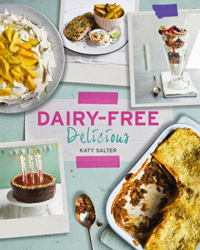 Dairy-Free Delicious Katy Salter